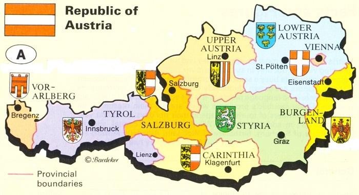 Austria-Viza