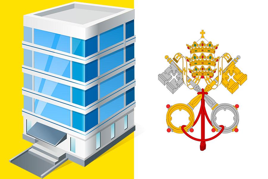 Посольство Ватикана в Украине