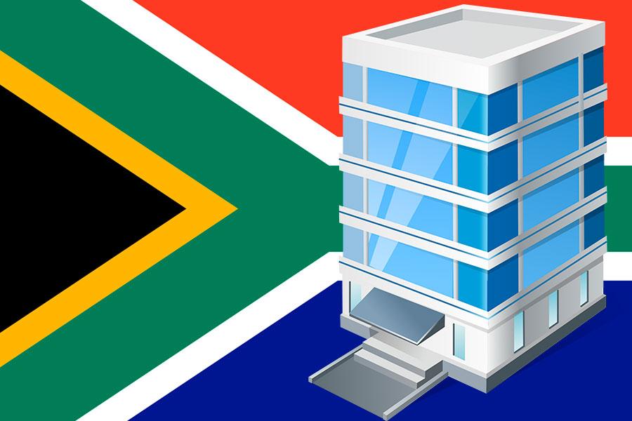 Посольство ЮАР в Украине