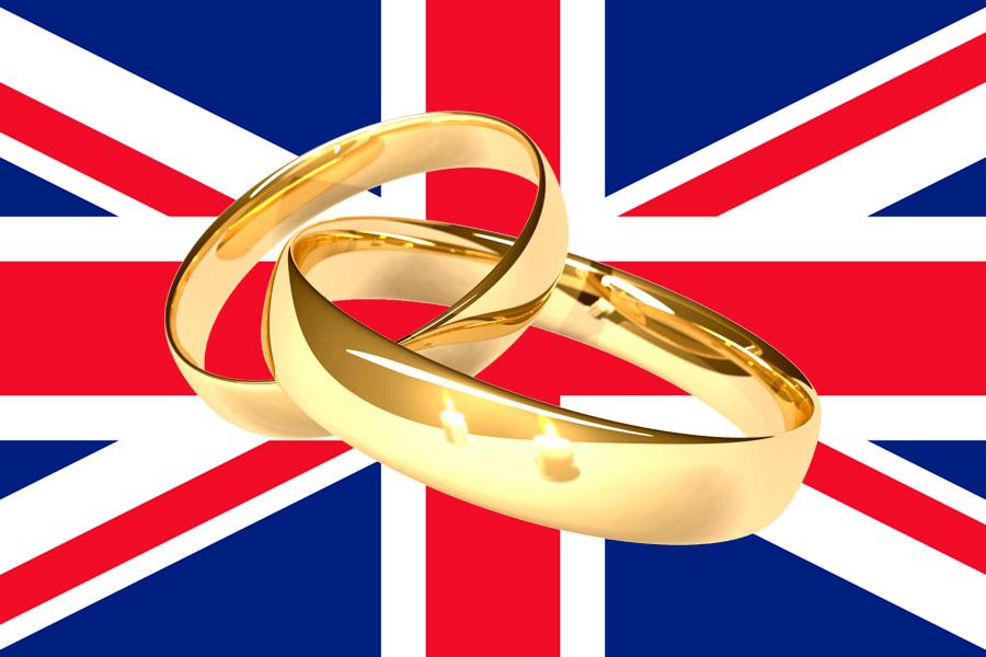 Брак с гражданином Великобритании. Виза невесты в Днепре