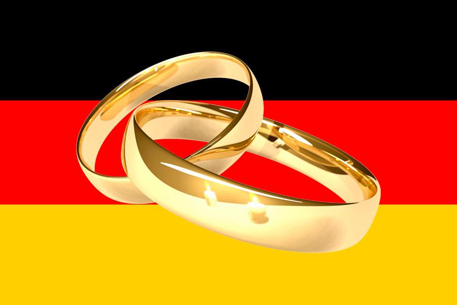 Брак с гражданином Германии. Виза невесты в Днепре.