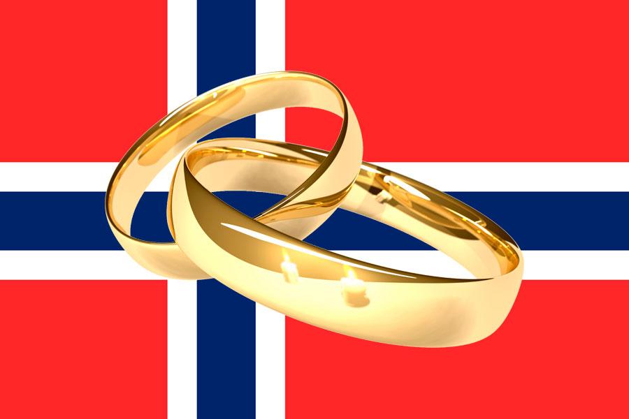 Брак в Норвегии. Виза невесты в Днепре.