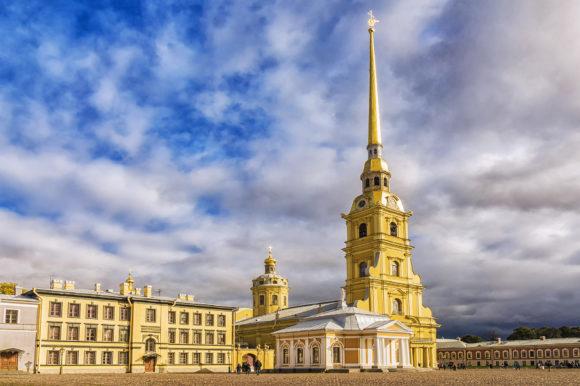 Раннее бронирование на тур в Санкт-Петербург!